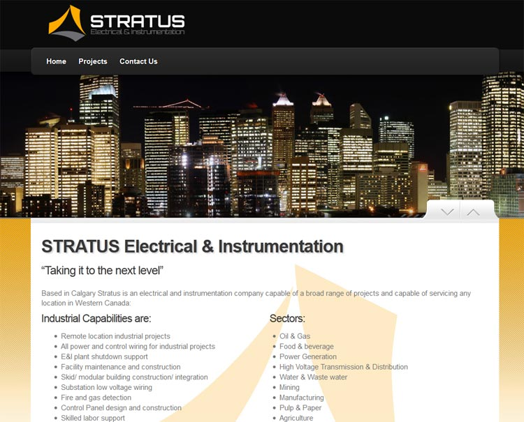 Stratus Electrical and Instrumentation