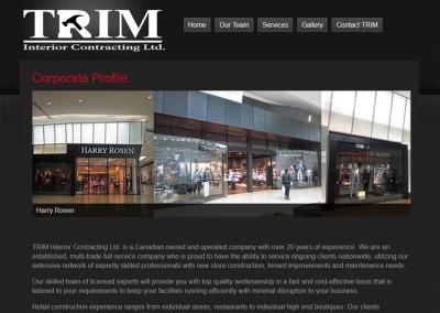 TRIM Interior Contracting