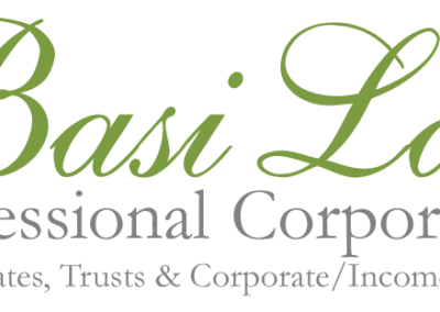 Basi Law Logo / Letterhead Design