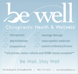 Be Well Magazine Ad