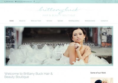 Brittany Buck Hair and Beauty Boutique