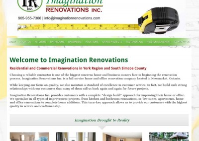 Imagination Renovations