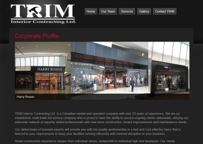 TRIM Interior Contracting