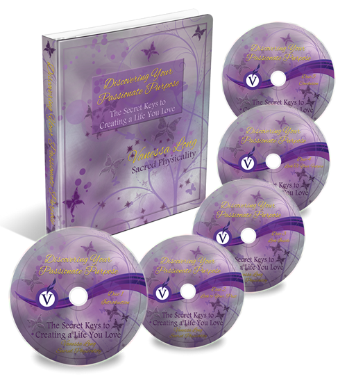 Sacred Physicality CD Design