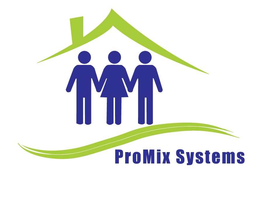 ProMix Systems Logo Design